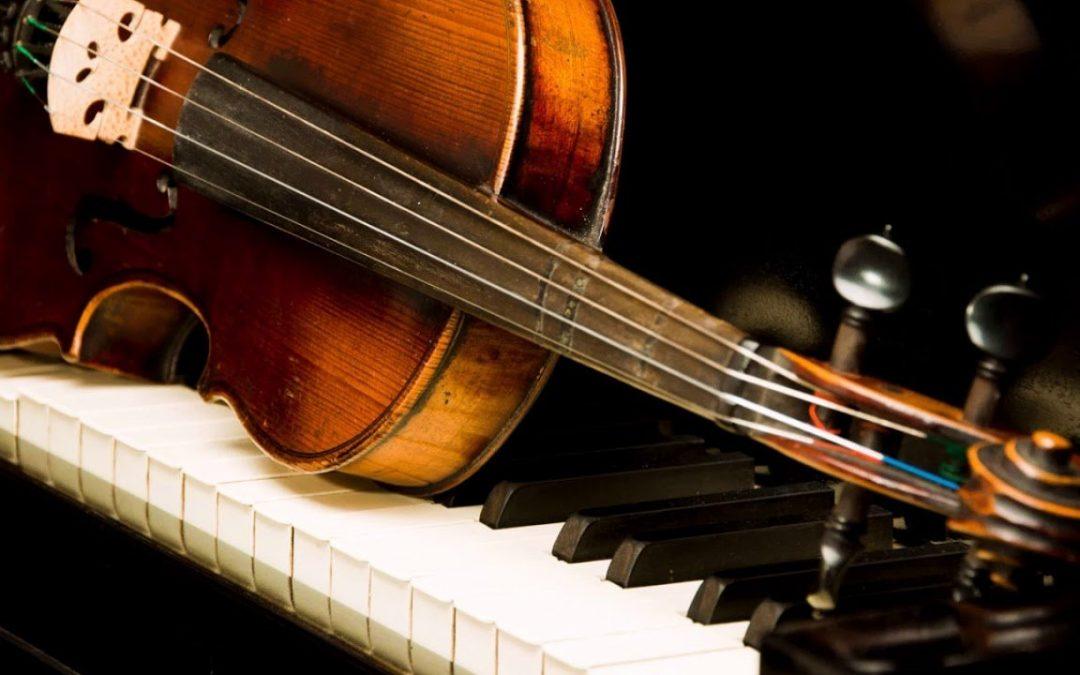 Audiciones de Canto, Piano y Violín – Orquesta en los Guk de Oro