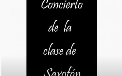 Saxofoi Kontzertuaren Bideoa